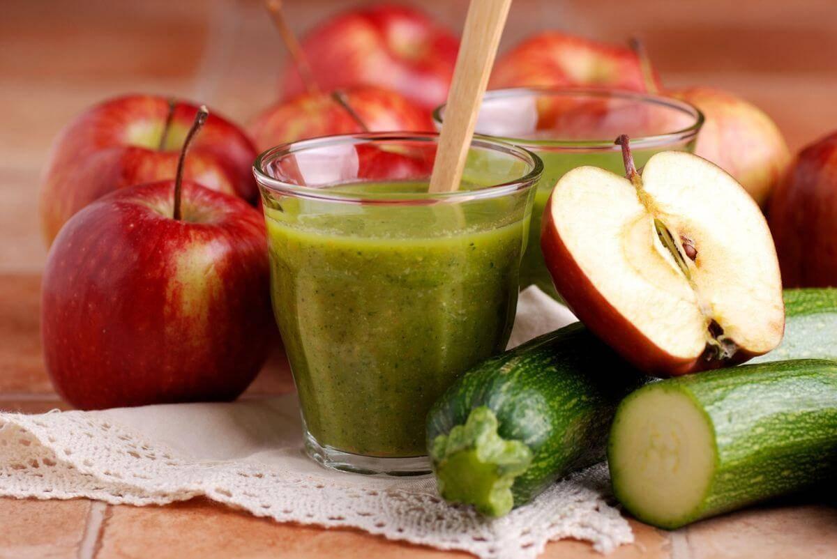 Чем полезен яблочный сок