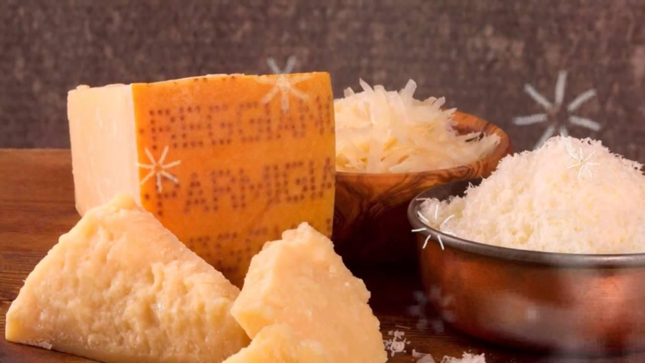 Сыр пармезан. калорийность и польза сыра пармезан