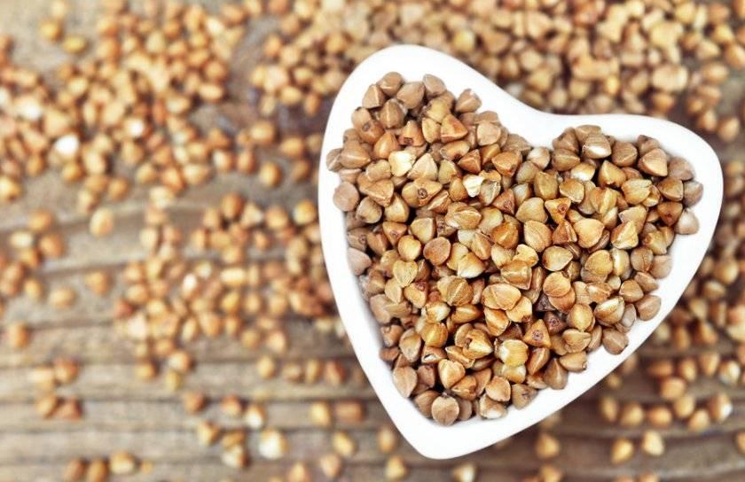 Гречневая каша — польза и вред, калорийность