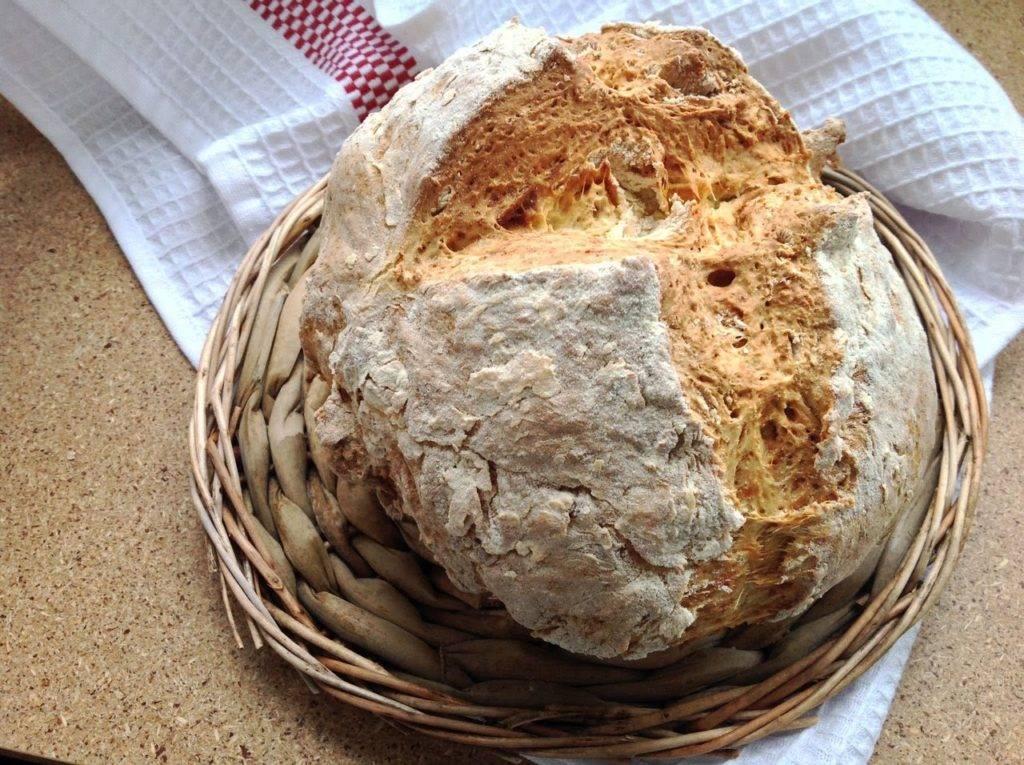Бездрожжевой хлеб: польза и вред