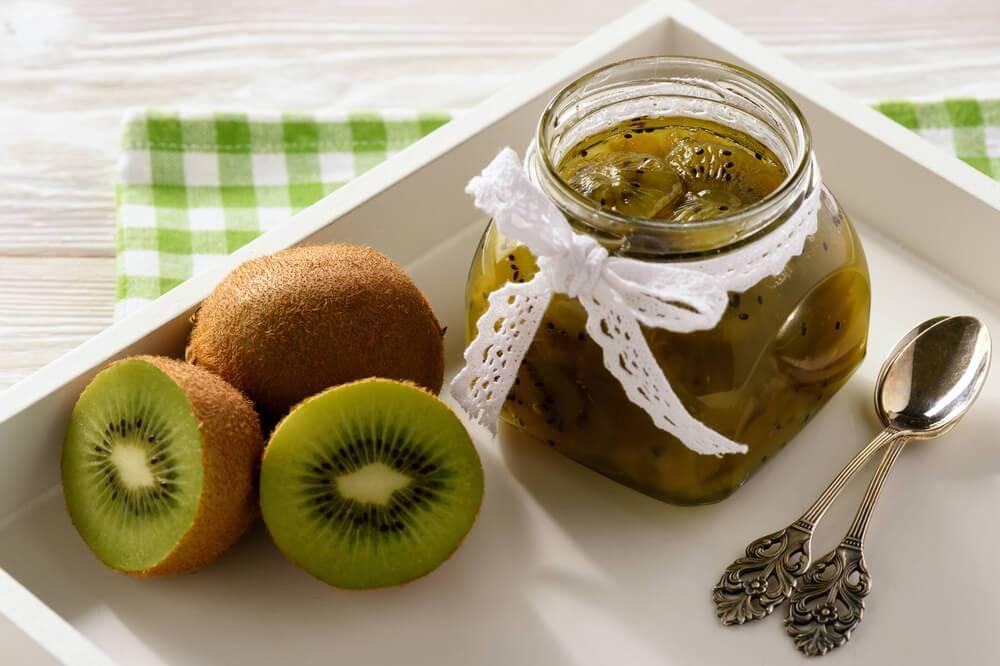Рецепт варенья из киви: 5 вариантов приготовления в домашних условиях