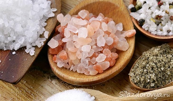 Морская соль — универсальный солдат здоровья
