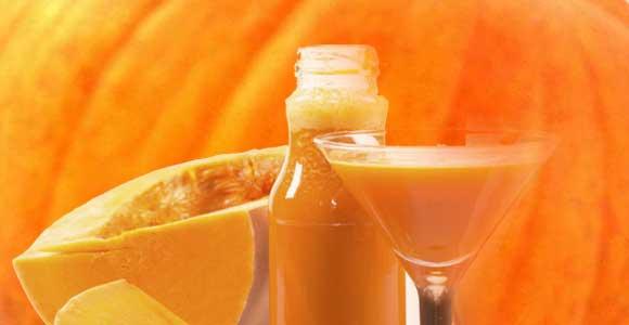 Тыквенный сок, его польза и вред
