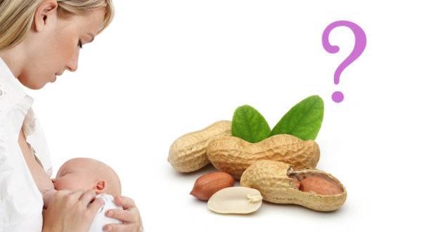 Можно ли арахис при беременности