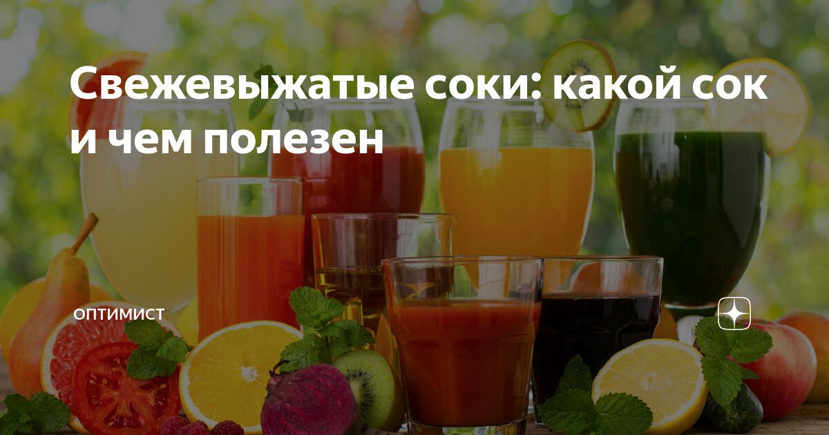 10 самых полезных соков для мужского здоровья