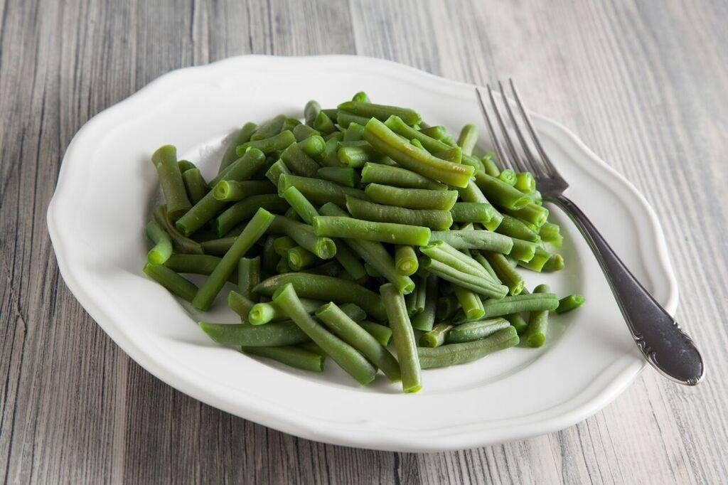 Стручковая фасоль польза и калорийность