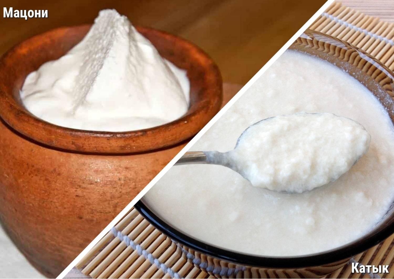 Катык: польза и вред для организма, состав и калорийность