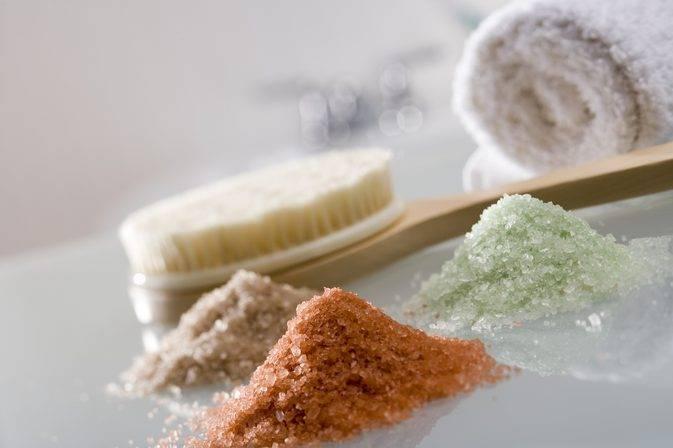 Морская соль — лечебные свойства