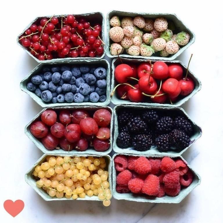 Топ-5: ягоды, полезные для здоровья и красоты