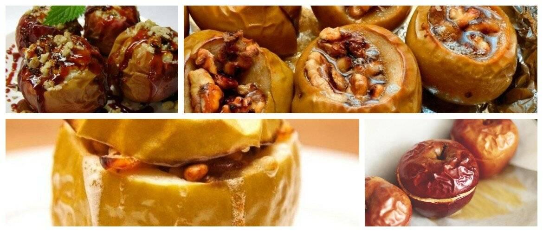 Печеные яблоки: польза и вред для здоровья. можно ли их кушать диабетикам?