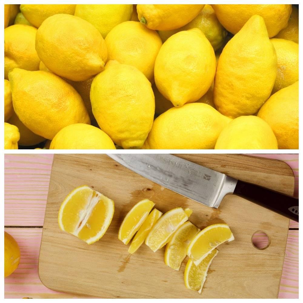 Лимон (замороженный, натощак) — польза и вред для организма, противопоказания