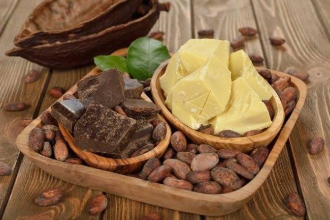 Для чего нужно масло какао в народной медицине