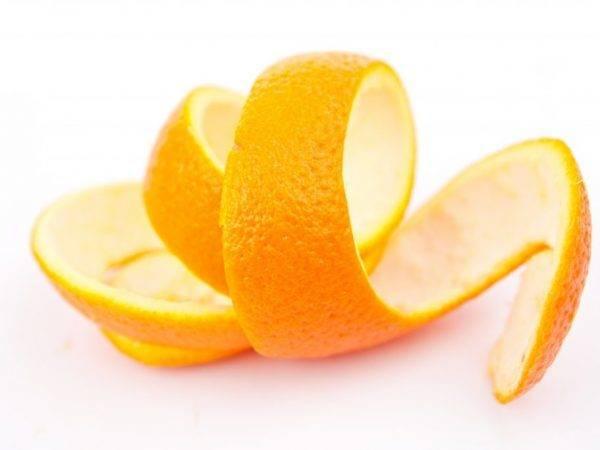 Польза апельсиновых корок и о том, как их использовать