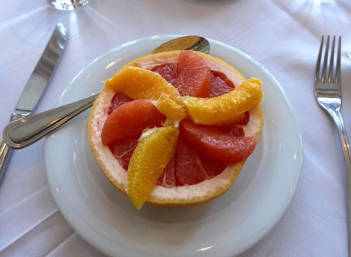 Когда есть грейпфрут. как правильно есть грейпфрут, польза фрукта при похудении