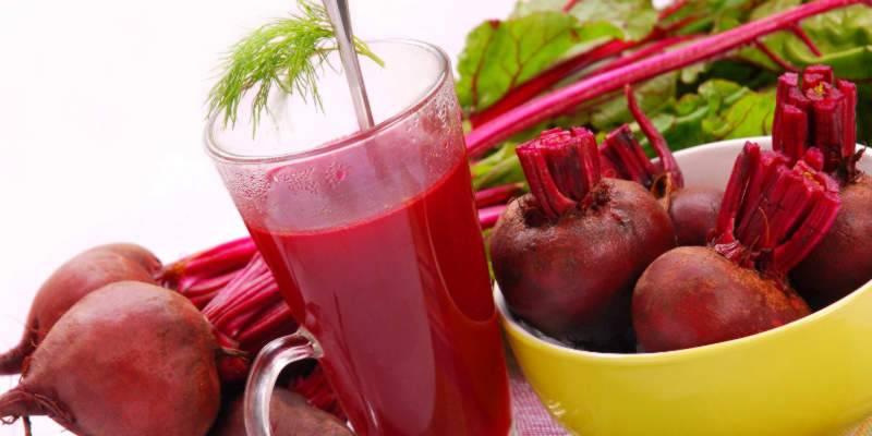 Свекольный сок: польза и вред для организма человека, суточная норма