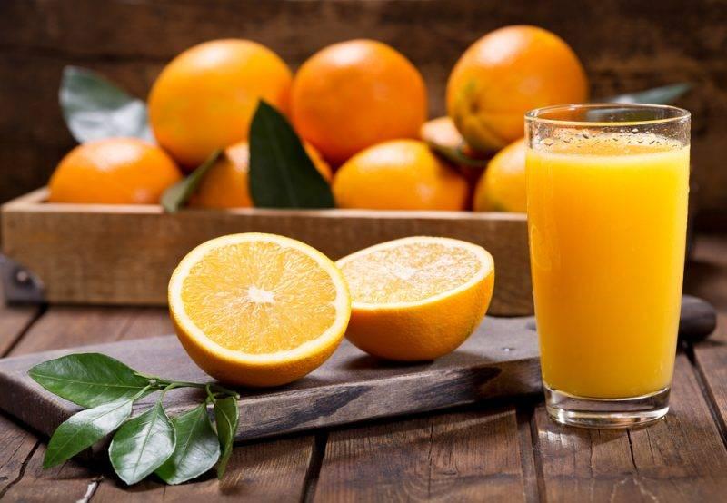 Апельсиновый свежевыжатый сок польза и вред
