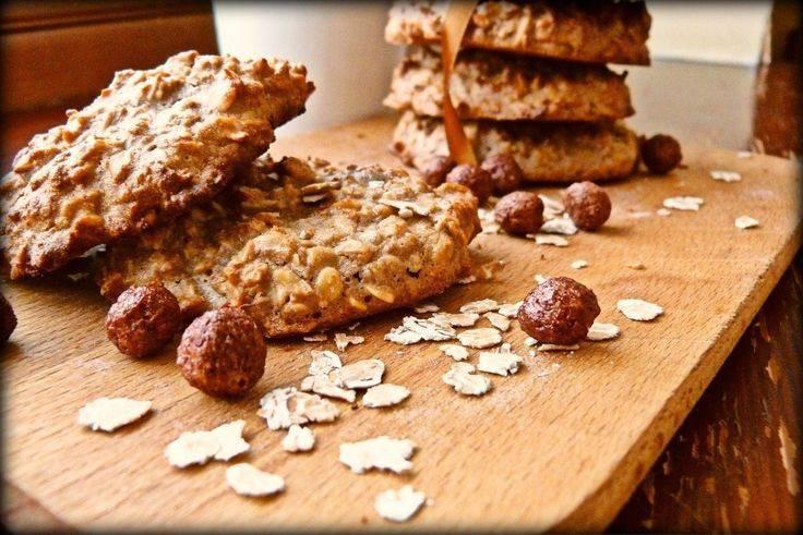 Овсяное печенье: польза и вред, как принимать