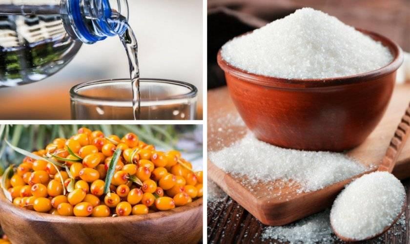 Облепиха. лечебные свойства. рецепты применения и противопоказания