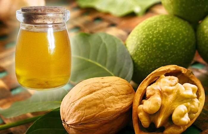Эликсир молодости; масло грецкого ореха: польза и вред