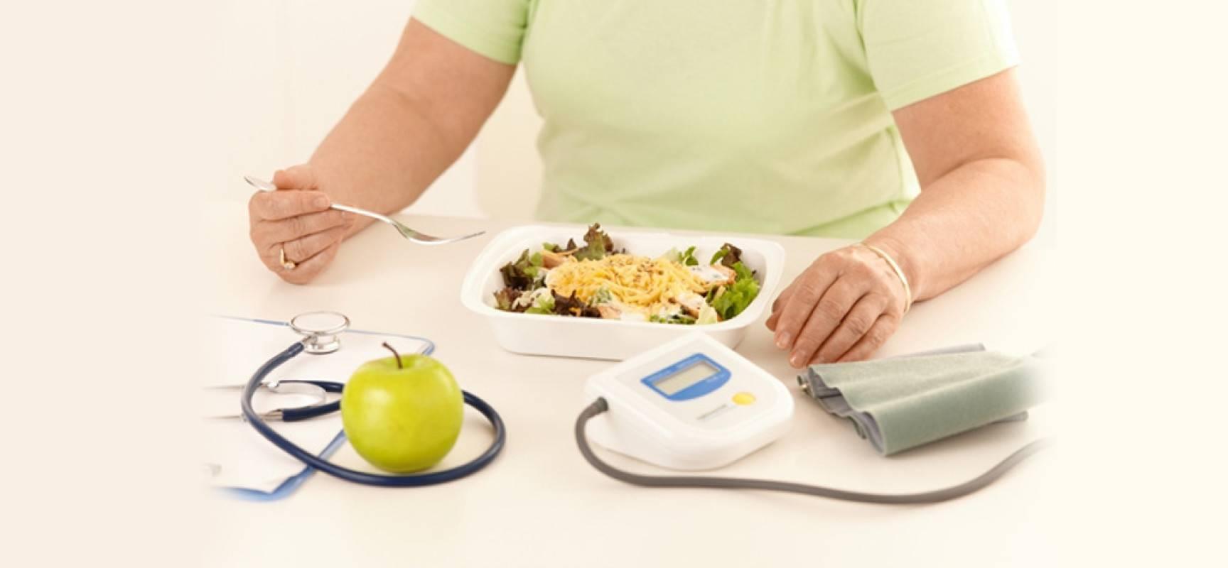 Диета при гипертонии: что можно есть и что нельзя?
