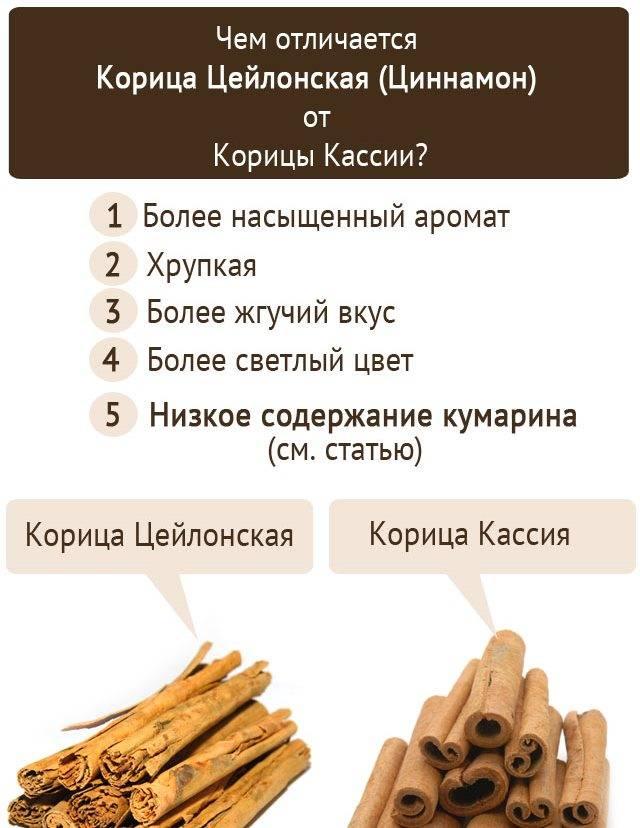 Чем полезна корица