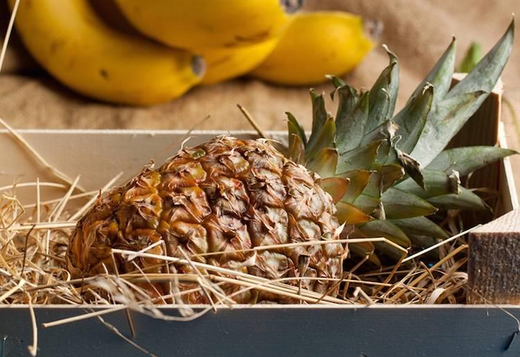 Как сохранить ананас до нового года?