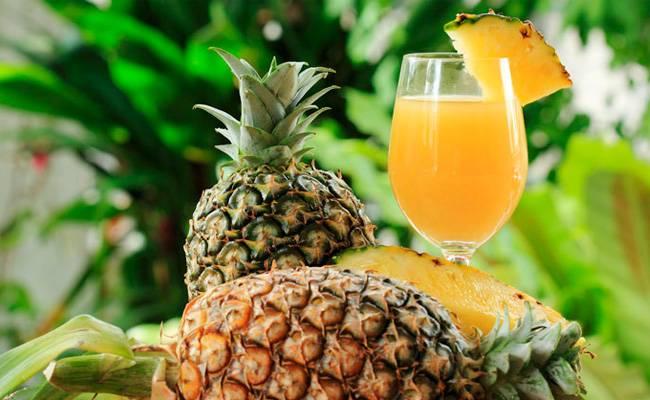 Польза ананаса для организма