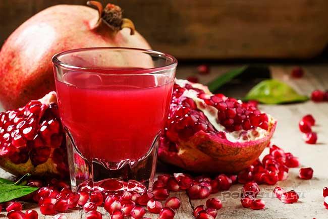 Польза и вред гранатового сока. противопоказания и употребление продукта