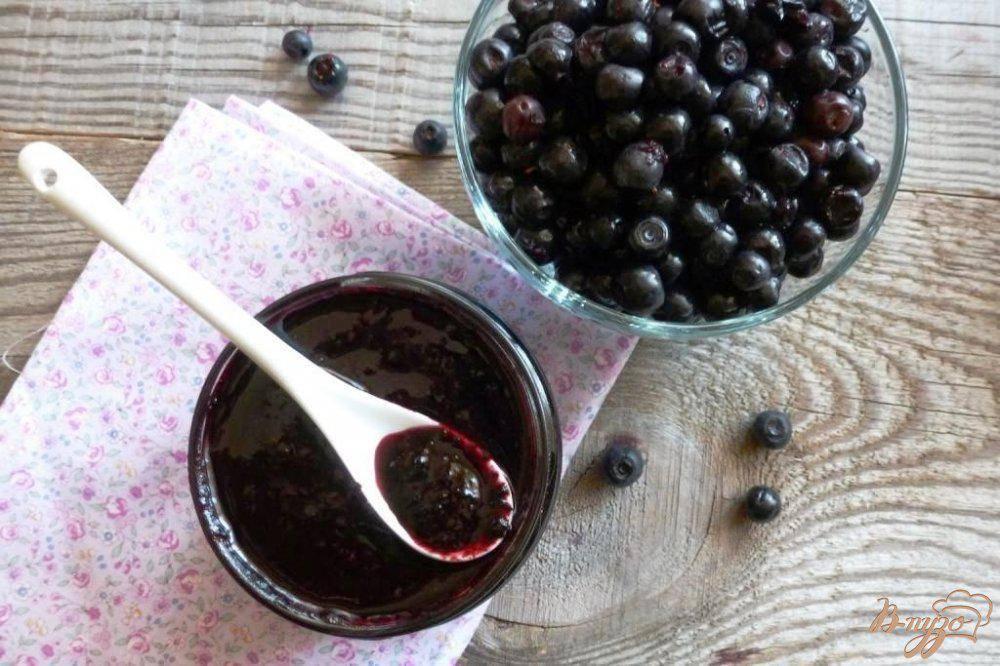 15 лучших рецептов приготовления заготовок из черники на зиму