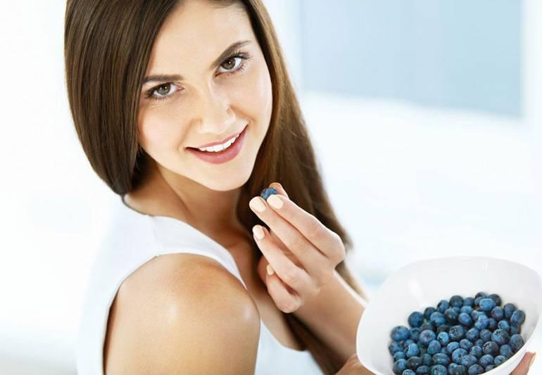 Польза и вред черники для здоровья организма