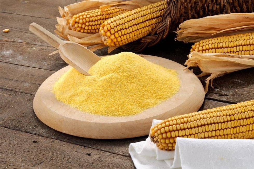 Кукурузная мука польза и вред рецепты