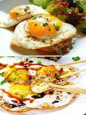 Куриные яйца: польза и вред