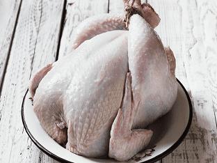 Как правильно разморозить курицу