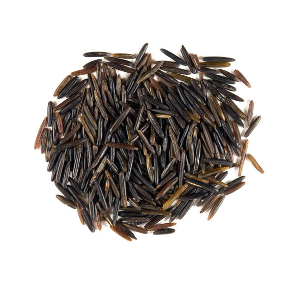 Дикий, чёрный, бурый рис: польза и вред