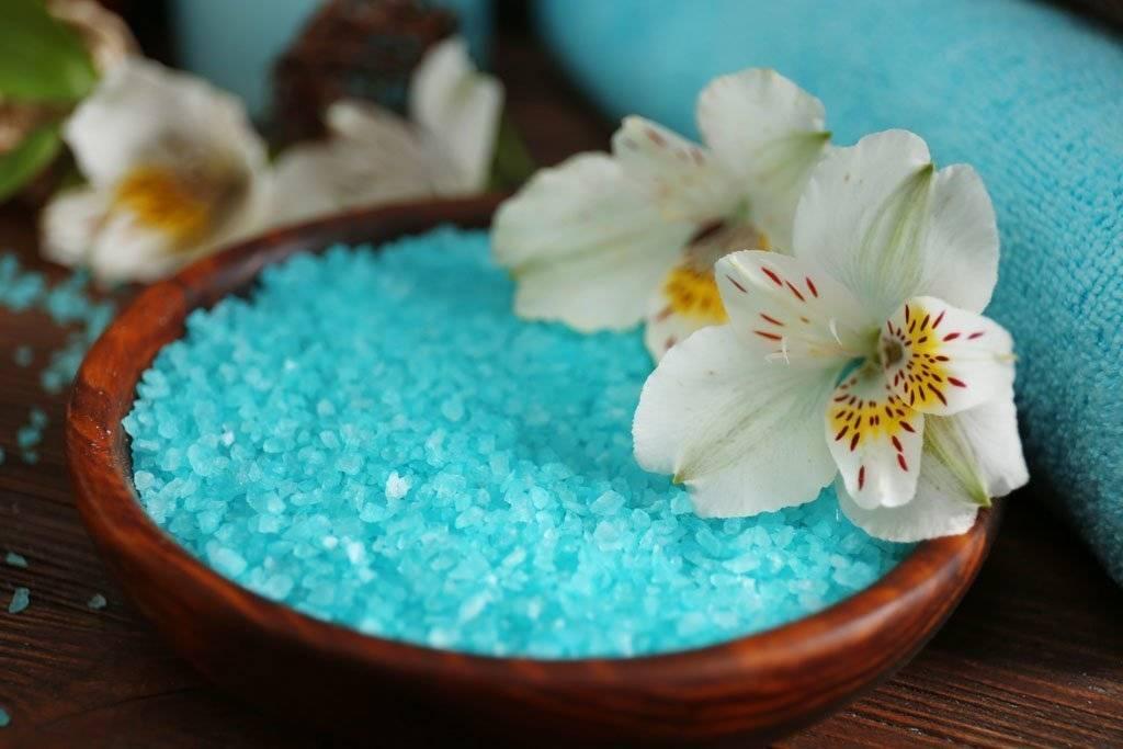 Морская соль: польза и вред, состав, полезные свойства