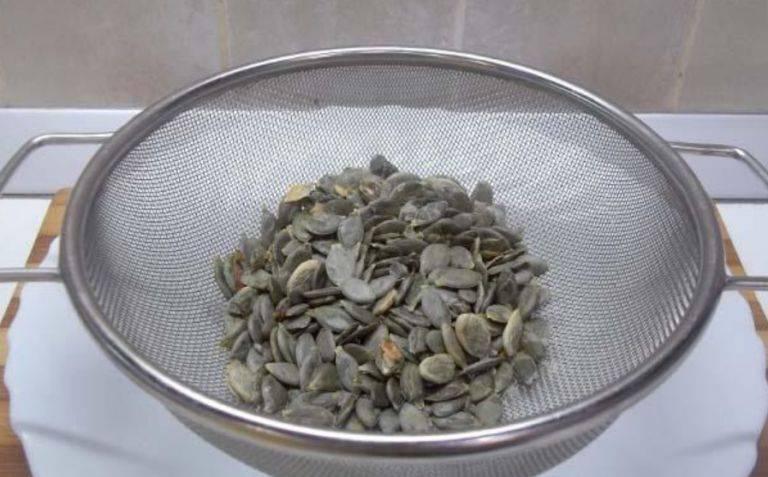 Как сушить тыквенные семечки в домашних условиях