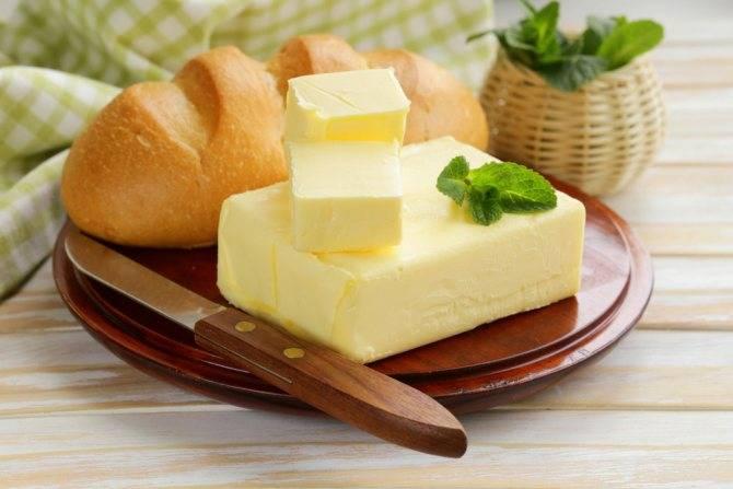 Сливочное масло – состав, лечебные свойства и вред