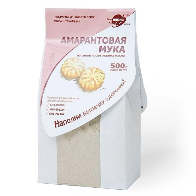 Полезные свойства амарантовой муки и показания к применению