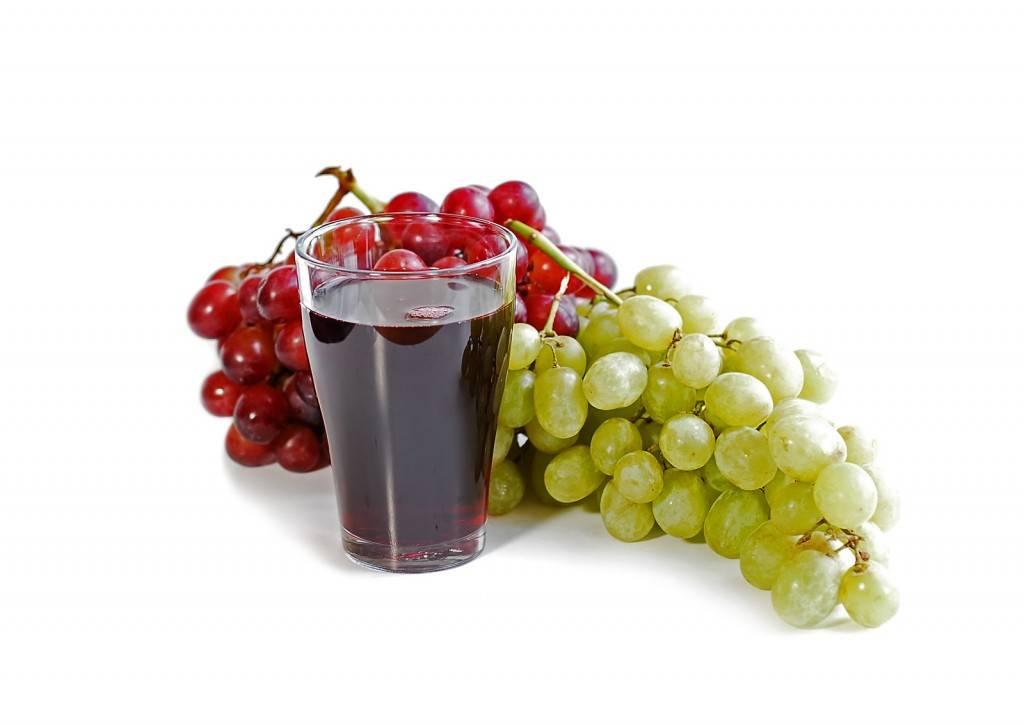 Польза виноградного сока для организма человека