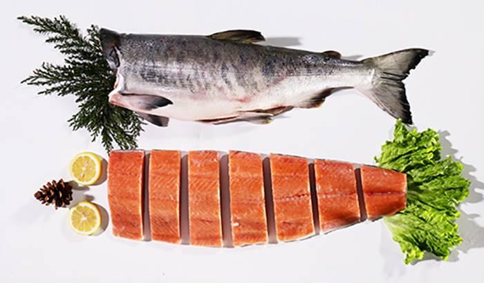 Кета: химический состав рыбы, польза и вред, правила выбора