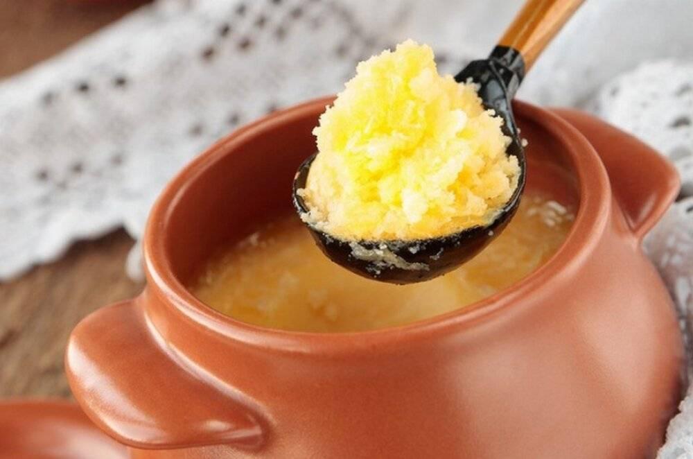 Топленое масло «гхи» - полезно или вредно?