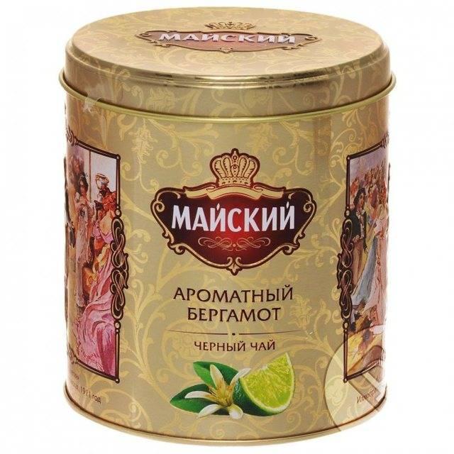 Чай с бергамотом – состав, польза и вред