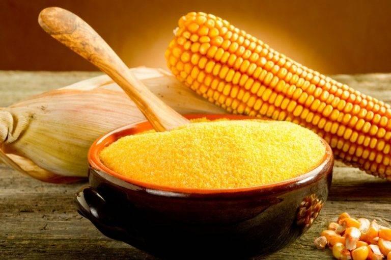 Кукурузная мука для чего используется