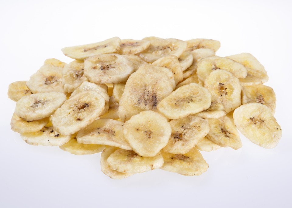 Как сушить бананы в домашних условиях