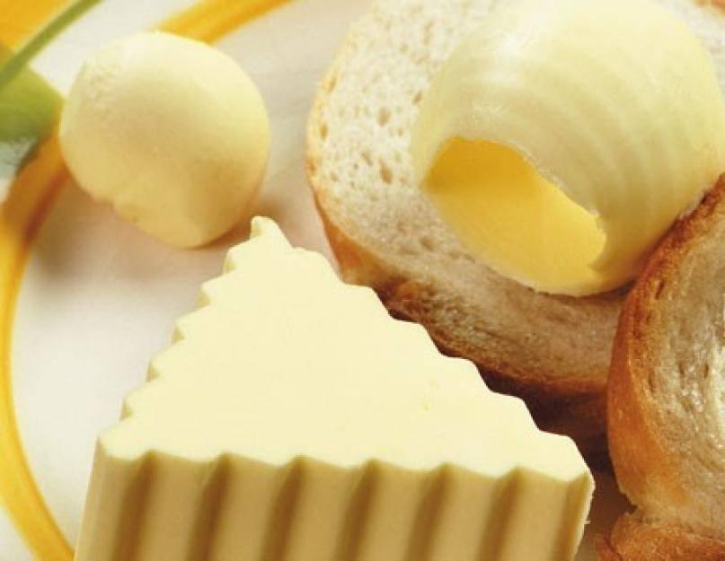 Сливочное масло — польза, применение и вред масла для организма