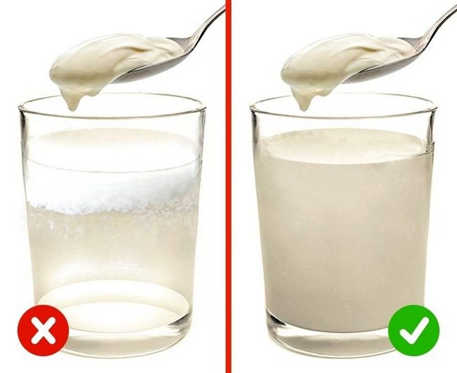 Как проверить качество молока в домашних условиях