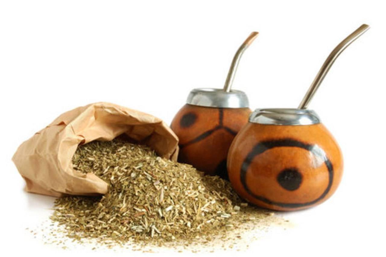 Как заваривать чай матэ, его полезные свойства и противопоказания