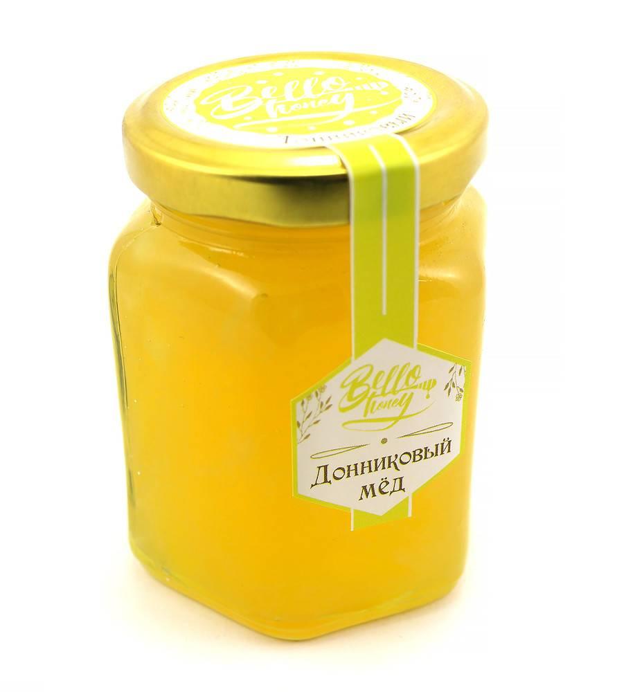 Мед донника — его полезные свойства и противопоказания