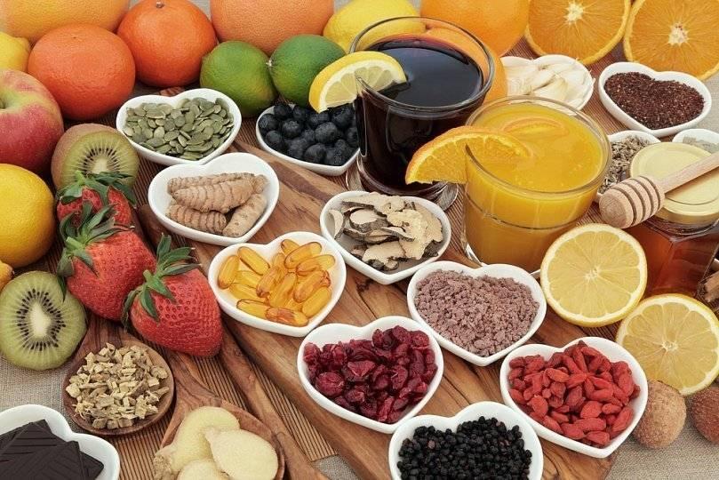 Фрукты повышающие иммунитет и рецепты фруктовых салатов