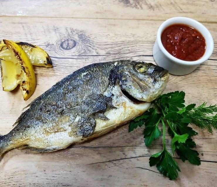 Рыба дорадо содержание полезных веществ, польза и вред, свойства